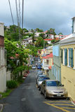 Charlotte Amalie, Saint Thomas Island, US Virgin Islands Royalty Free Stock Images