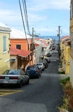 Charlotte Amalie, Saint Thomas Island, US Virgin Islands Royalty Free Stock Photography