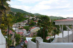 Charlotte Amalie, Saint Thomas Island, US Virgin Islands Stock Images