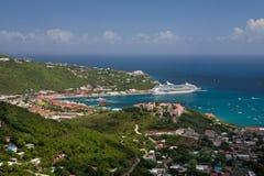 Charlotte Amalie, St. Thomas Fotos de Stock