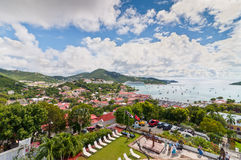Charlotte Amalie, St. Thomas, US Virgin Islands Stock Image