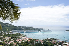 Charlotte Amalie Royalty Free Stock Image