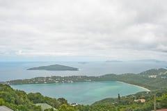 Charlotte Amalie Royalty Free Stock Photos