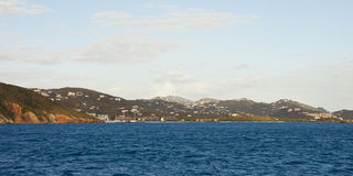 Charlotte amalie, us virgin islands Stock Photography