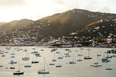 Charlotte amalie, usvi Stock Photography