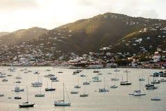 Free Charlotte Amalie, Usvi Stock Photography - 18740822