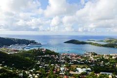 Charlotte Amalie, USVI Royalty Free Stock Image