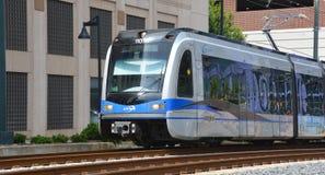 Charlotte Area Transit System Royaltyfri Foto