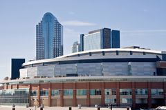 Charlotte Bobcats Arena Stock Image