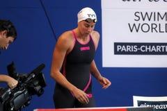 Charlotte Bonnet Coupe du monde à Chartres Royalty Free Stock Photography