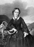 Charlotte Bronte Royalty Free Stock Images