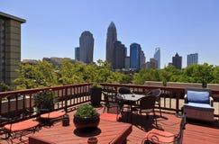 Charlotte, Carolina del Norte Fotografía de archivo
