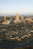 Charlotte, Carolina del Norte. Fotografía de archivo libre de regalías