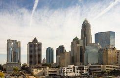 Charlotte, Carolina del Norte Imagen de archivo