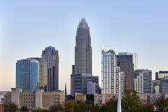 Charlotte, Carolina November del nord 2016 fotografia stock libera da diritti