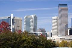 Charlotte Uptown Imagem de Stock