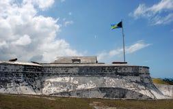charlotte fort Arkivfoto