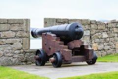 charlotte fort Royaltyfri Fotografi