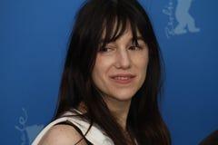 Charlotte Gainsbourg fotografia stock libera da diritti