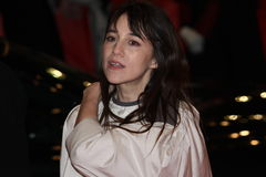 Charlotte Gainsbourg Stock Photos