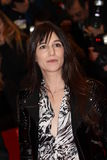 Charlotte Gainsbourg Royalty Free Stock Image