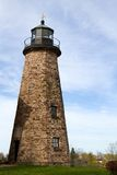 Charlotte Genesee Lighthouse Royalty Free Stock Photography
