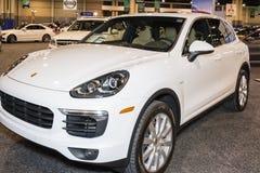 Charlotte International Auto Show 2014 Fotografia Stock Libera da Diritti