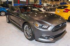 Charlotte International Auto Show 2014 Royalty-vrije Stock Foto