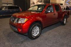 Charlotte International Auto Show 2014 imagem de stock