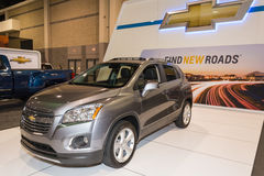 Charlotte International Auto Show 2014 fotos de stock