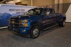Charlotte International Auto Show 2014 Fotografie Stock