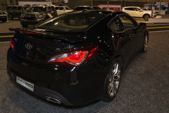 Charlotte International Auto Show 2014 images stock