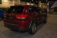 Charlotte International Auto Show 2014 Immagini Stock Libere da Diritti
