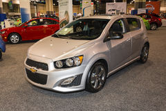 Charlotte International Auto Show 2014 Royalty Free Stock Images