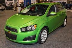 Charlotte International Auto Show 2014 Royalty Free Stock Photos
