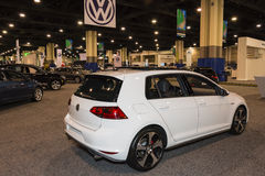 Charlotte International Auto Show 2014 Royalty Free Stock Photography
