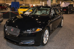Charlotte International Auto Show 2014 stock images