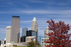 Charlotte, NC Stock Image
