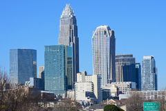 Charlotte, NC Stock Photography