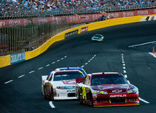 CHARLOTTE, NC - May 27: Jeff Gordon Stock Photography