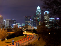 Charlotte, NC Royalty Free Stock Photography