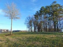 Charlotte, Nord-Carolina Stockbild