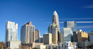 Charlotte North Carolina Royalty Free Stock Images