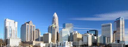 Charlotte North Carolina Stock Images