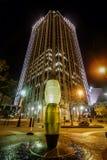 Charlotte north carolina. Highrise building Stock Photo
