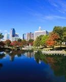 Charlotte North Carolina Fotografía de archivo