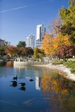 Charlotte, North Carolina Stock Image