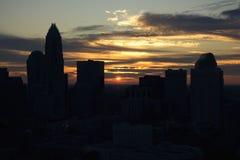 Charlotte, North Carolina. Royalty Free Stock Image