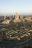 Charlotte, North Carolina. Royalty Free Stock Photography