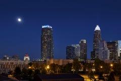 Charlotte, North Carolina fotografie stock libere da diritti